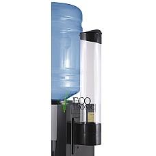 Держатель для стаканов Ecotronic на шурупах (черный)