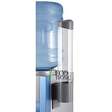 Держатель для стаканов Ecotronic на шурупах (серый)