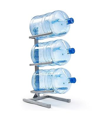 Подставка для 3-х бутылей воды