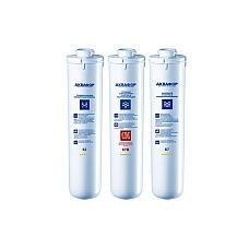 Комплект сменных фильтрующих модулей Аквафор Кристалл ЭКО K3-K7B-K7