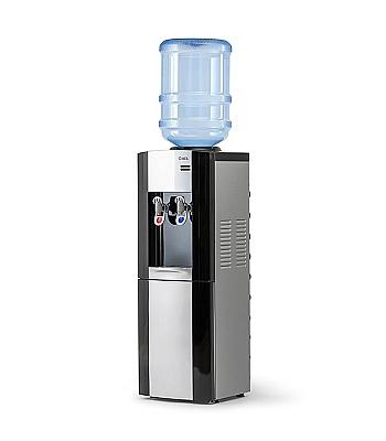Кулер для воды AEL LC-AEL-116b Silver с холодильником
