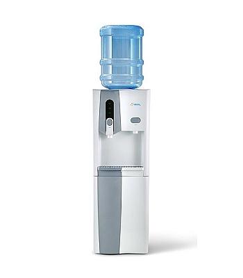 Кулер для воды AEL LC-AEL-150b White с холодильником