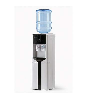 Кулер для воды AEL LC-AEL-172b Black с холодильником