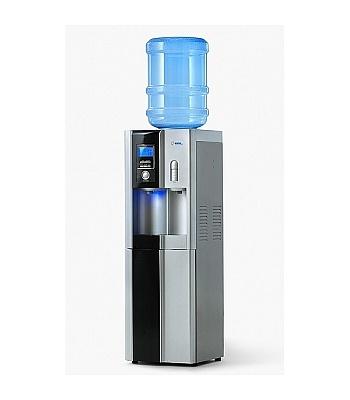 Кулер для воды AEL LC-AEL-180b LCD с холодильником