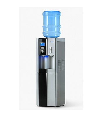 Кулер для воды AEL LC-AEL-180c LCD со шкафчиком