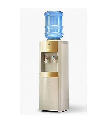 Кулер для воды AEL LC-AEL-280B Gold с холодильником