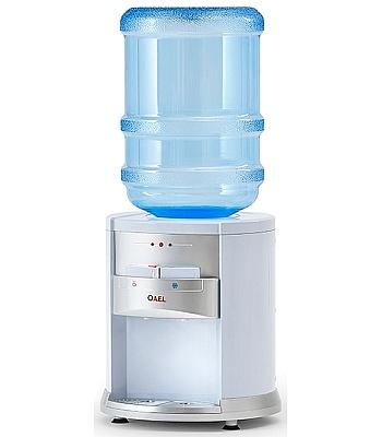 Кулер для воды AEL TD-AEL-321 White настольный