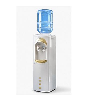 Кулер для воды AEL YLR 2-5-X (16L-B/HL) Gold с холодильником