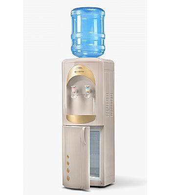 Кулер для воды AEL YLR 2-5-X (28L-B/B Gold) с холодильником