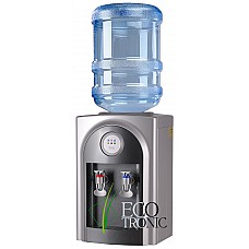 Кулер для воды Ecotronic C21-TE Grey