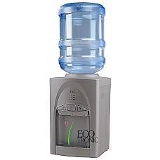Кулер для воды Ecotronic C4-TE Silver