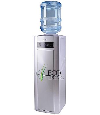 Кулер для воды Ecotronic G21-LFPM Silver с холодильником