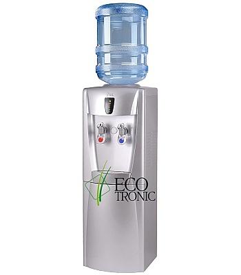 Кулер для воды Ecotronic G31-LF Silver с холодильником