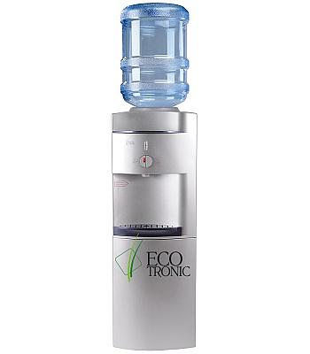 Кулер для воды Ecotronic G41-LF Silver с холодильником