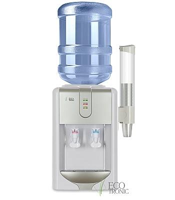 Настольный кулер для воды Ecotronic H3-TE Silver