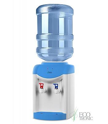 Кулер для воды Ecotronic K1-TN Blue настольный