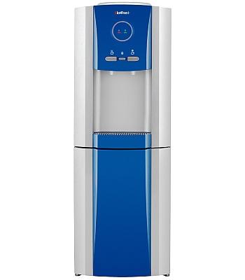 Кулер для воды HotFrost V730CES blue со шкафчиком