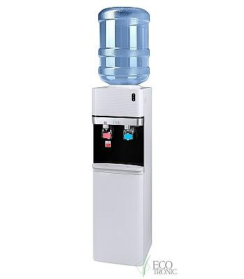 Кулер для воды Ecotronic M41-LCE White-Black