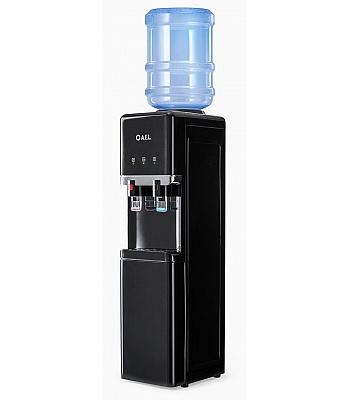 Кулер для воды AEL LC-AEL-65c black
