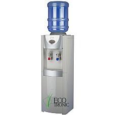 Кулер для воды Ecotronic B3-LM White-silver