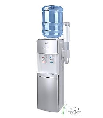 Кулер для воды Ecotronic J21-LC White-Silver