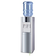 Кулер для воды Экочип V21-LN White-Silver