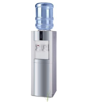 Кулер для воды Экочип V21-LN White-Silver  без охлаждения