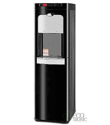 Кулер для воды Ecotronic C8-LX Slider Black с нижней загрузкой