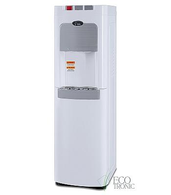 Кулер для воды Ecotronic C8-LX Slider White с нижней загрузкой