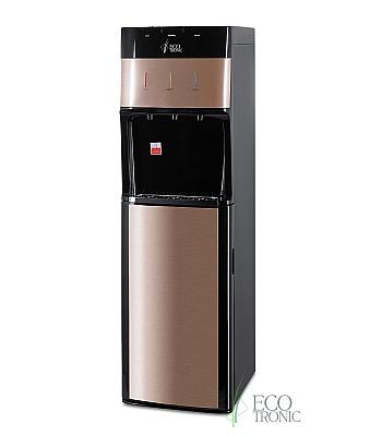 Кулер для воды Ecotronic M30-LXE Black-Gold с нижней загрузкой