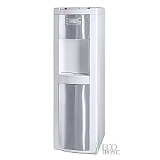 Кулер для воды Ecotronic P9-LX White+SS
