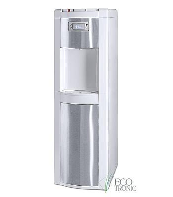 Кулер для воды Ecotronic P9-LX White+SS с нижней загрузкой