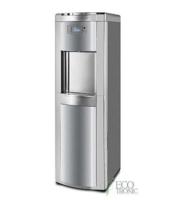 Кулер для воды Ecotronic P9-LX Silver с нижней загрузкой