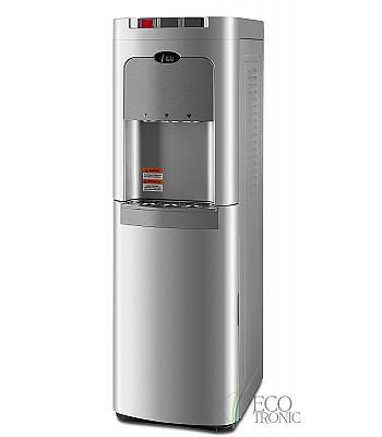 Кулер для воды Ecotronic C8-LX Silver с нижней загрузкой