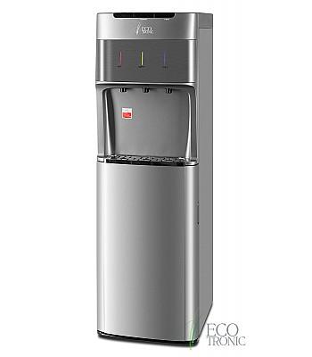 Кулер для воды Ecotronic M30-LXE Silver+SS с нижней загрузкой