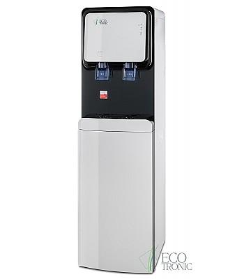 Кулер для воды Ecotronic M50-LXE White-Black с нижней загрузкой