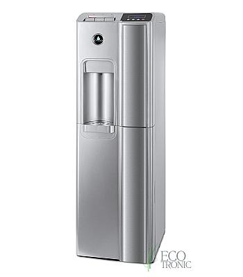 Кулер для воды Ecotronic P7-LX Silver с нижней загрузкой
