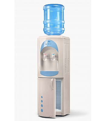 Кулер для воды AEL YLR 2-5-X (28L-B/B Blue) с холодильником