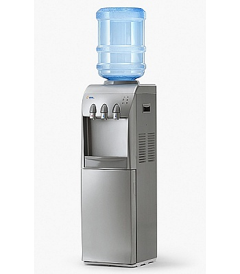 Кулер для воды AEL LC-AEL-31b Silver с холодильником