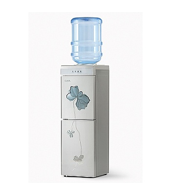 Кулер для воды AEL-601B Silver