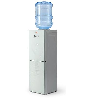 Кулер для воды AEL LC-AEL-602b White с холодильником