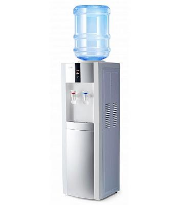Кулер для воды AEL LC-AEL-47b White-Silver с холодильником