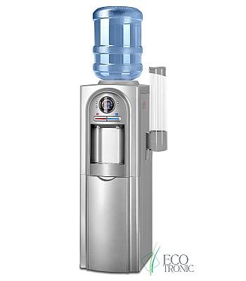 Кулер для воды Ecotronic C2-LFPM Grey с холодильником