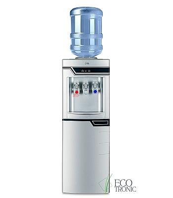 Кулер для воды Ecotronic G5-LF напольный с холодильником