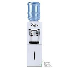 Кулер для воды Ecotronic K21-LF White-Black