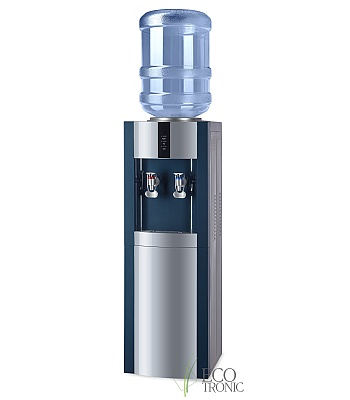Кулер для воды Экочип V21-LF Green-Silver с холодильником