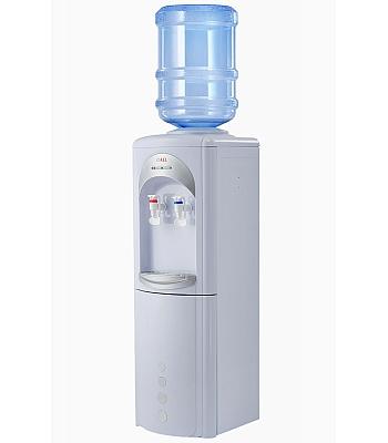 Кулер для воды AEL LD-AEL-17c White-Silver