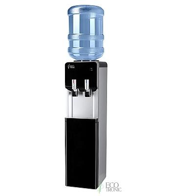 Кулер для воды Ecotronic M40-LCE Black-Silver
