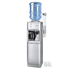 Кулер для воды Ecotronic M12-LSKE с чайником и озонатором