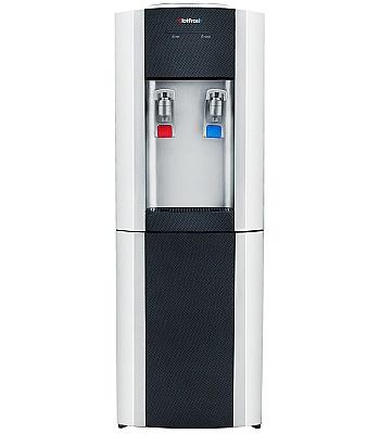 Кулер для воды HotFrost V710CES Carbon со шкафчиком